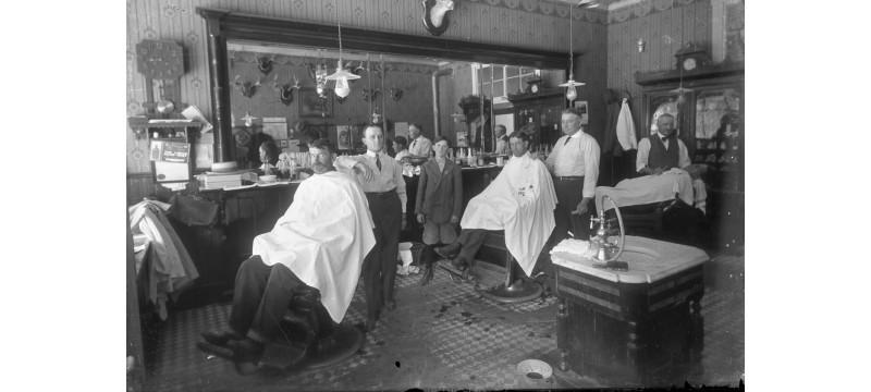 Barbers, the origin