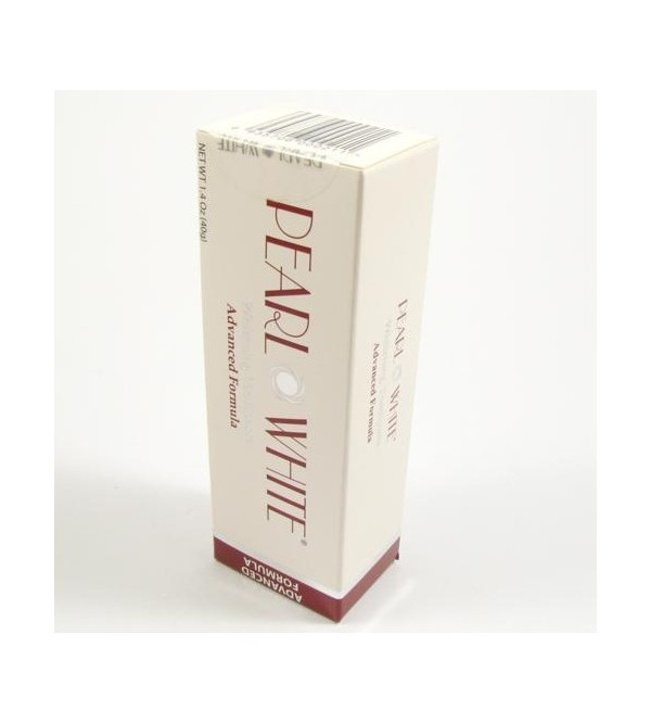 Pearl White Tooth Paste 40g