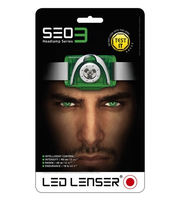 Seo 3 Headlamp