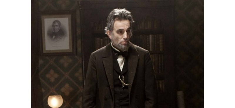 Daniel Day Lewis, Abraham Lincoln movie