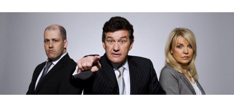 TV3 apprentice 2011