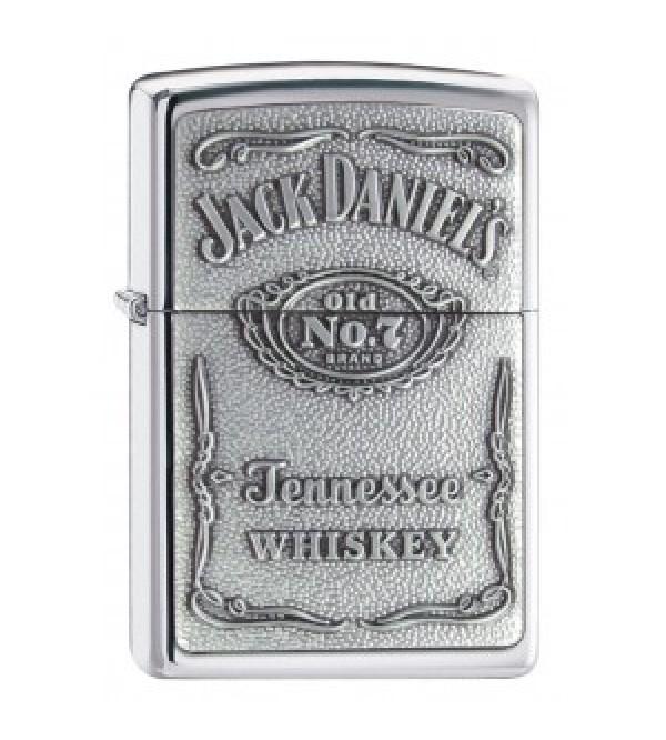 Jack Daniel's Chrome Zippo